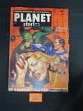 Planet Stories Pulp Nov. 1952
