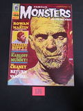Famous Monsters #58/1969/gogos Cover