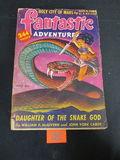 Fantastic Adventures Pulp May 1942