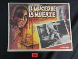 Museaum Of Death Mexican Lobby Card