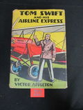 Tom Swift (1926) Airline Express Book