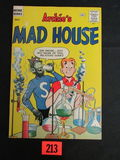 Archies Mad House #15/1961/monsters