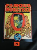 Famous Monsters Magazine #100/1973