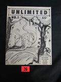 Unlimited Comic Fanzine #1/1968