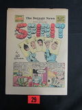 The Spirit Sunday Comics Section 7/26/42