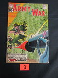 Our Army At War #110/1961/scarce Silver