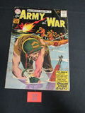 Our Army At War #107/1961/scarce Silver