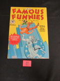 Famous Funnies #87/1941/classic Cover
