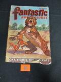 Fantastic Adventures Pulp Dec. 1947