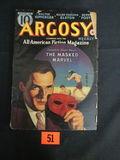 Argosy Pulp Nov. 12th 1938