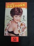 Beautiful Britons 1950's Pin-up Magazine