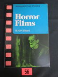 Horror Films (1976) Paperback Book