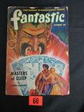 Fantastic Adventures Pulp Oct. 1950