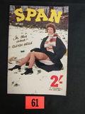 Span Magazine #103/british Pin-up