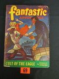 Fantastic Adventures Pulp July 1946