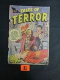 Tales Of Terror #1/1952 Rare Horror.