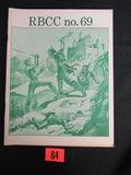 Rockets Blast Comic Collector #69/1970
