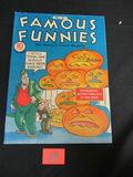 Famous Funnies #75/1940/halloween
