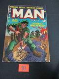 Man Comics #21/1951 Marvel/atlas War