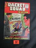 Racket Squad #16/1955 Golden Age Crime