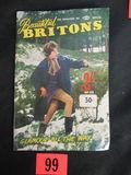 Beautiful Britons #89/pin-up Magazine