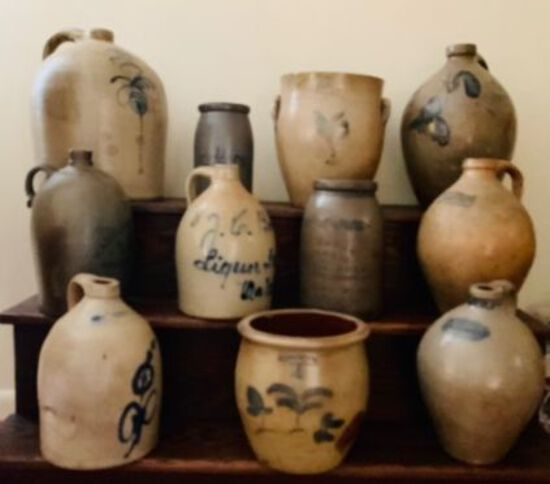 Huge Antique Auction ~ 40 year Collection