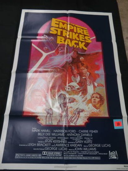 Empire Strikes Back R82 Original 1-sheet