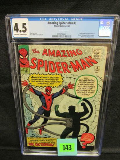 Outstanding Comic Auction~Online Bidding Only