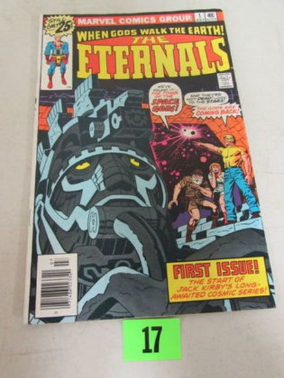 Eternals #1 (1976) Key 1st Issue/ Bronze Age Marvel