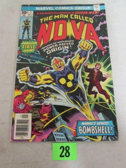 Nova #1 (1976) Key 1st Issue/ 1st Appearance