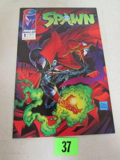 Spawn #1 (1992) Image/ Todd Mcfarlane Key 1st Issue