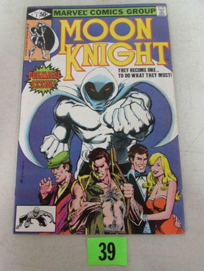 Moon Knight #1 (1980) Bronze Age/ Key 1st Solo Title