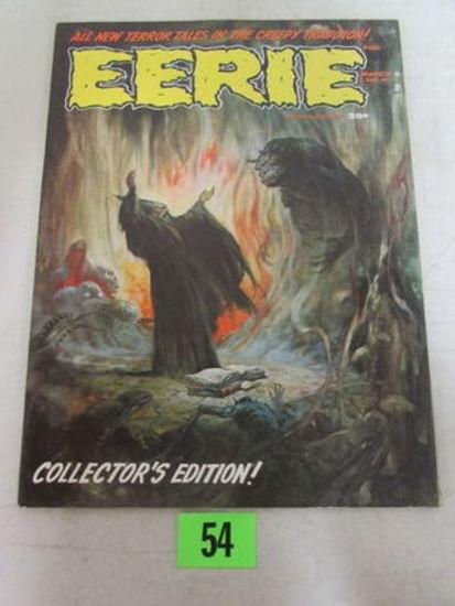 Eerie #2 (1966) Warren Pub/ Silver Age Key 1st Issue/ Frazetta Cover