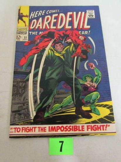 Daredevil #32 (1967) Silver Age Marvel