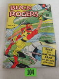 Buck Rogers #4 (1942) Golden Age Comic