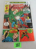 Amazing Spider-man Annual #7 (1970) Silver Age Marvel/ Vulture