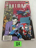 Batman Adventures Annual #1 (1994) Key 1st Roxy Rocket/ Early Harley Quinn