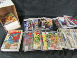 Short Box (approx. 125+) Mostly Amazing Spiderman/ Marvel