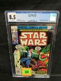 Star Wars #10 (1978) Bronze Age Marvel Cgc 8.5