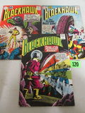 Blackhawk #156, 162, 165 Early Silver Age Dc