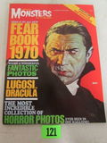 Famous Monsters Of Filmland (1970) Annual/ Fearbook