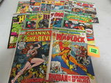 Lot (15) Early Bronze Age Dc/ Marvel