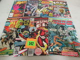 Bronze Age Key/ Semi-key Issue Lot (8)