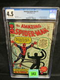 Amazing Spider-man #3 (1963) Mega Key 1st Appearance Doctor Octopus Cgc 4.5
