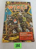 Wings Comics #61 (1945) Golden Age War Comic