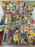 Huge Lot (27) Silver Age Dc Comics Superman, Batman+ Low Grade