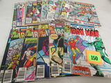 Iron Man Bronze Age Lot (29 Issues)