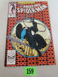 Amazing Spider-man #300 (1988) Key 1st Appearance Venom