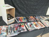 Short Box (approx. 125+) Mostly Modern Marvel & Dc Batman, Avengers+