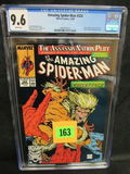 Amazing Spiderman #324 (1989) Classic Mcfarlane Sabretooth Cover Cgc 9.6